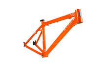 Identiti AKA All Mountail Hardtail Rahmen orange